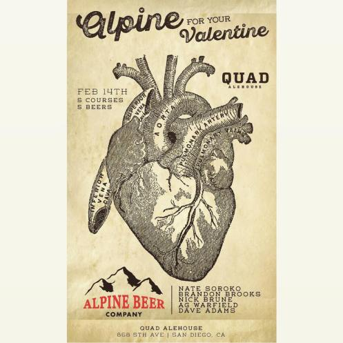 ALPINE BEER FEB 14